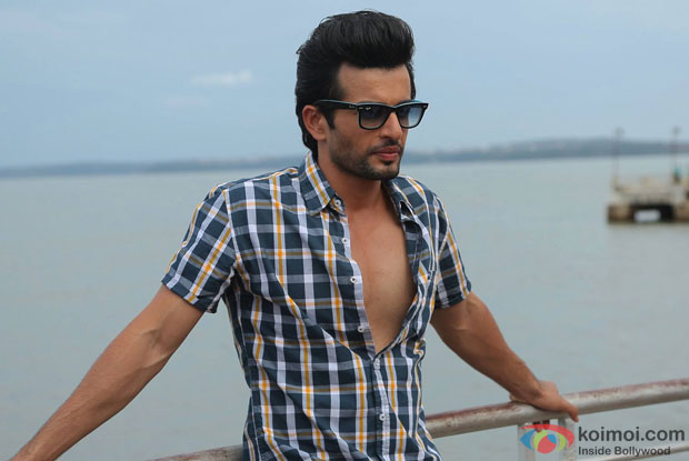 Jay Bhanushali in a still from movie 'Hate Story 2′