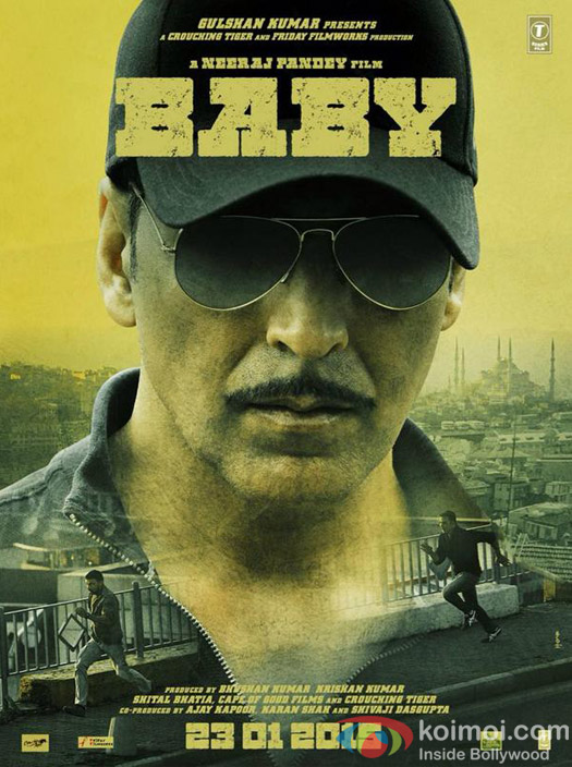 Movie Poster of Baby