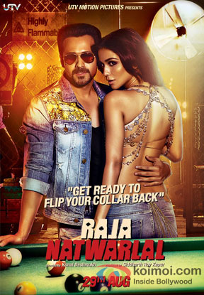 Raja Natwarlal Movie Poster