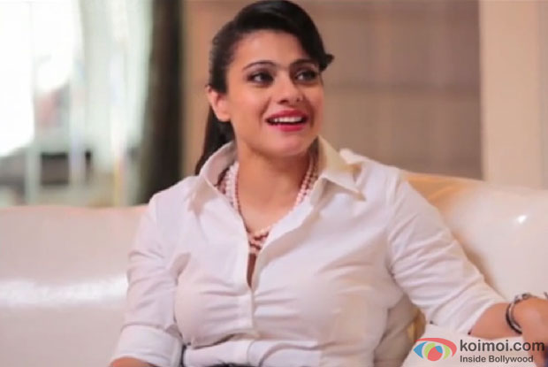 Kajol On Her First Reaction On Meeting Ajay