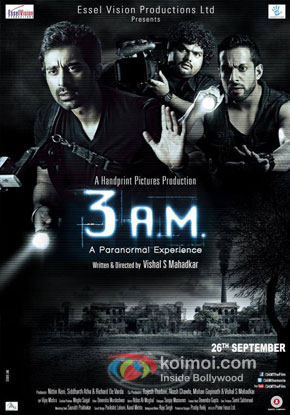 3AM Movie Poster