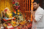 Shreyas Talpade Celebrates The Homecoming Of Ganpati At His Place
