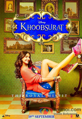 Khoobsurat Movie Poster