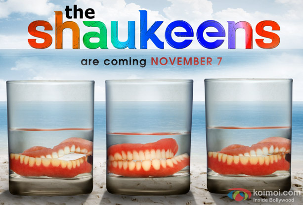 The Shaukeens Movie Motion Poster