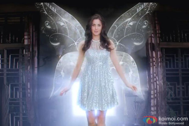 Katrina Kaif in a still from movie 'Bombay Talkies'