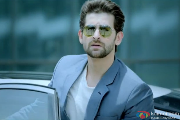 Neil Nitin Mukesh in a still from movie 'Kaththi'