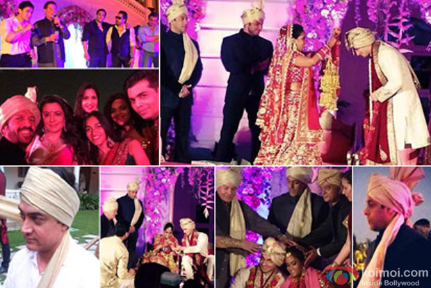 Arpita Khan's Big Fat Indian Wedding