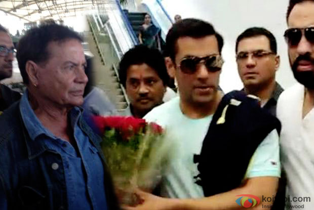Arpita Khan Wedding: Salman Khan & Family Leave For Hyderabad