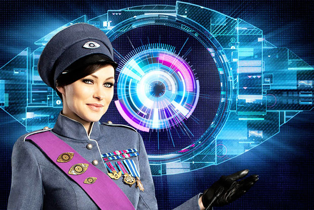 A still from Big Brother UK