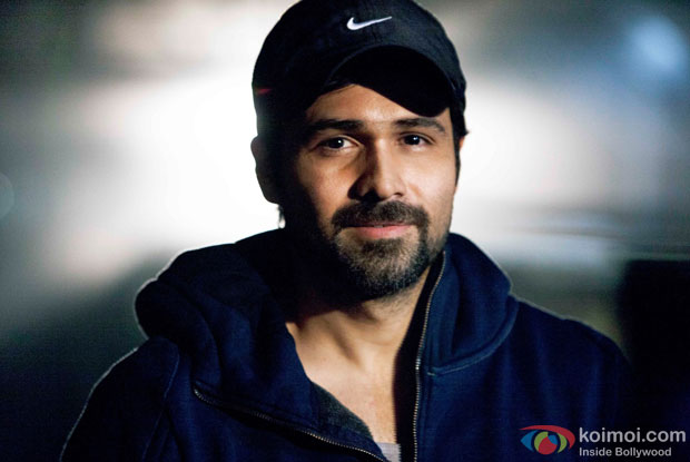 Emraan Hashmi in a still from movie 'Ungli'