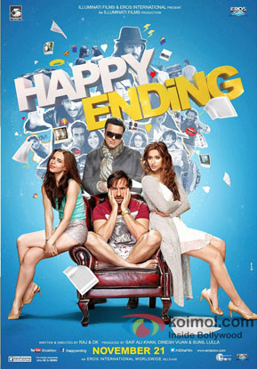 Happy Ending Movie Poster