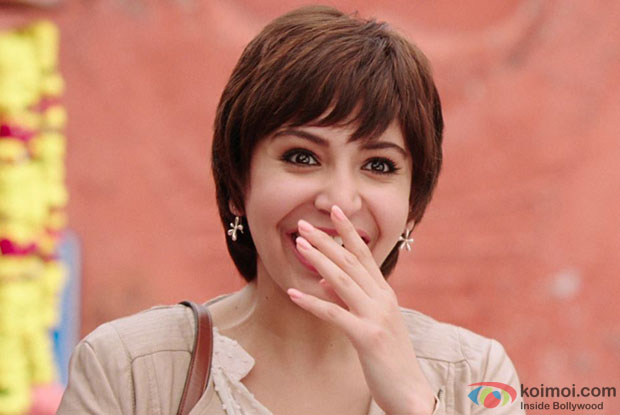 Anushka Sharma in a still from movie 'PK'