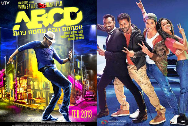 ABCD: Any Body Can Dance (2013) Movie Poster and ABCD 2 - Any Body Can Dance 2 (2015) Movie Still
