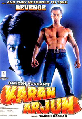 Karan Arjun (1995) Movie Poster