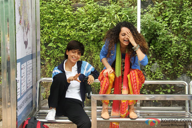 Tanu Weds Manu Returns (2015) Movie Still