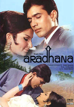 Aradhana (1969) Movie Poster