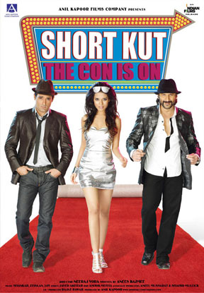 Shortkut : The Con Is On (2009) Movie Poster