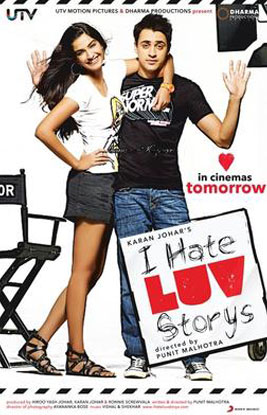 I Hate Love Storys (2010) Movie Poster