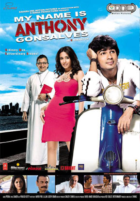 My Name Is Anthony Gonsalves (2008) Movie Poster