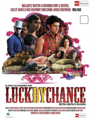 Luck By Chance (2009) Movie Poster