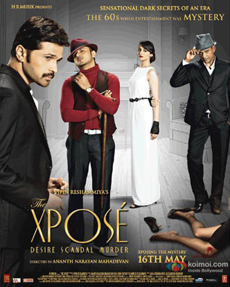 The Xposé (2014) Movie Poster