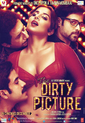 The Dirty Picture (2011) Movie Poster