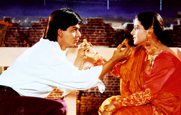still from movie 'Dilwale Dulhania Le Jayenge (1995)'