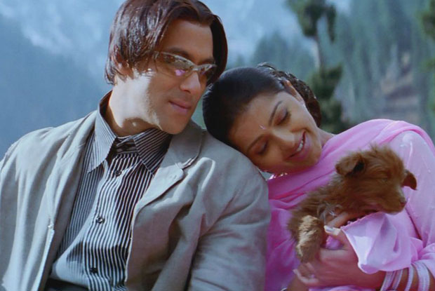 still from movie 'Tere Naam (2003)'