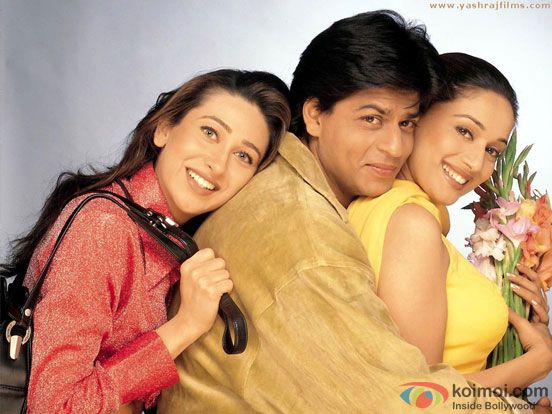 still from movie 'Dil To Pagal Hai (1997)'