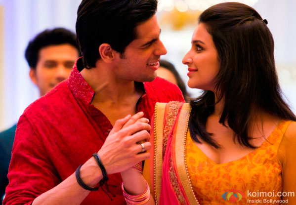 still from movie 'Hasee Toh Phasee (2014)'