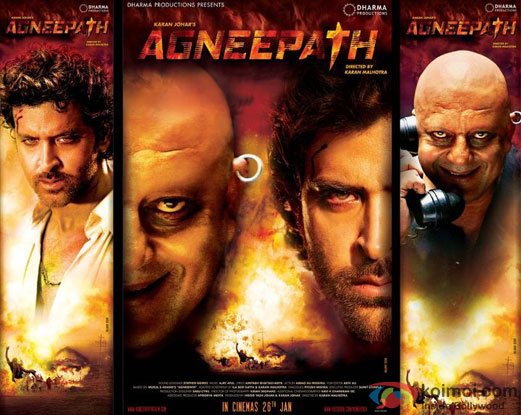 Agneepath (2012) Movie Poster