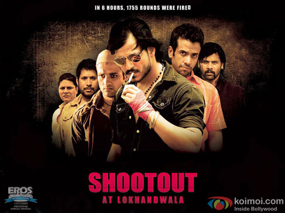Shootout at Lokhandwala (2007) Movie Poster