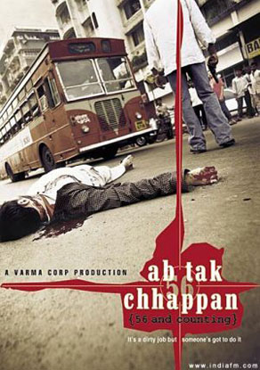 Ab Tak Chhappan (2004) Movie Poster
