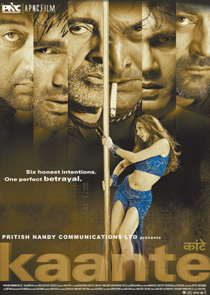 Kaante (2002) Movie Poster