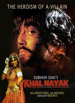 Khalnayak (1993) Movie Poster