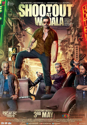 Shootout at Wadala (2013) Movie Poster