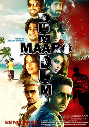 Dum Maaro Dum (2011) Movie Poster