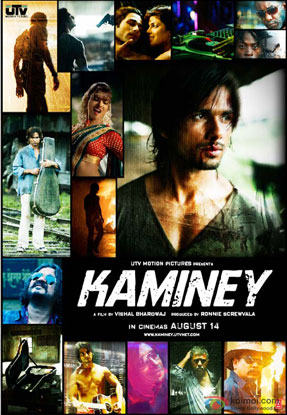 Kaminey (2009) Movie Poster