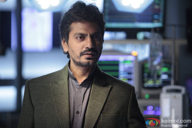 Nawazuddin Siddiqui in a still from movie 'Kick (2014)'