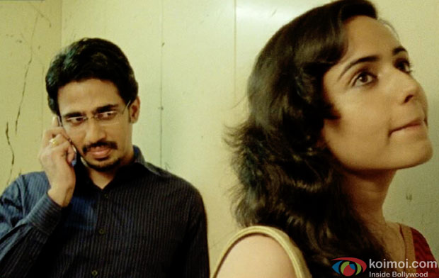 Gulshan Devaiah in a still from movie 'Hunterrr'
