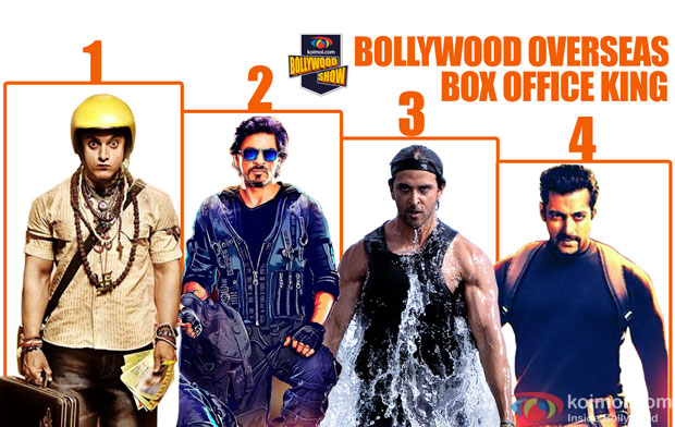 Koimoi Bollywood Show : Bollywood Overseas Box Office King