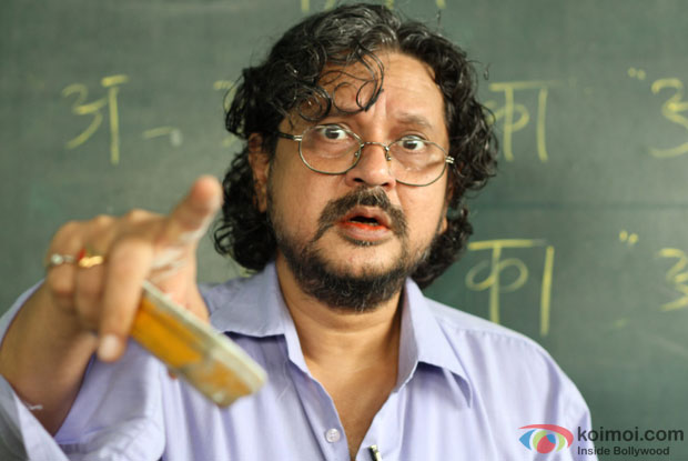 Amole Gupte in a still from movie 'Stanley Ka Dabba (2011)'