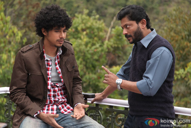 Nishikant Kamat in a still from movie '404: Error Not Found (2011)'