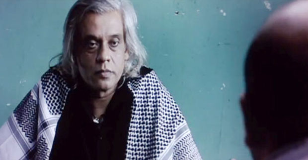 Sudhir Mishra in a still from movie
