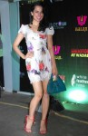 Kangana Ranaut was seen in a floral dress