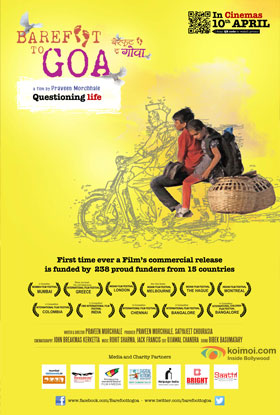 Barefoot to Goa (2015) [HDRip]