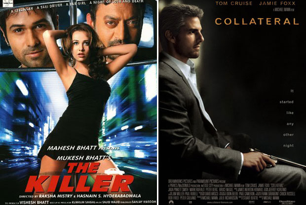 The Killer (2006) and Collateral (2004) Movie Poster