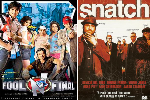 Fool & Final (2007) and Snatch (2000) Movie Poster