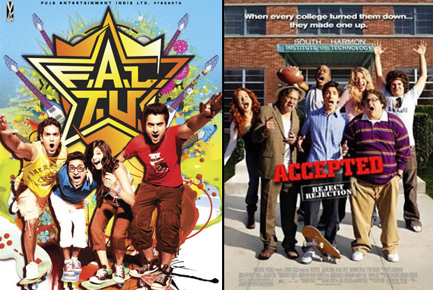 F.A.L.T.U (2011) and Accepted (2006) Movie Poster