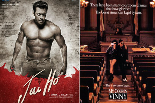 Jai Ho (2014) and My Cousin Vinny (1992) Movie Poster